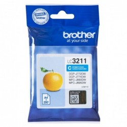 Brother Cartucho LC3211C...
