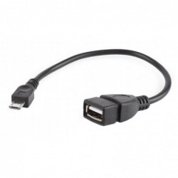 Gembird Cable USB 2.0 OTG...