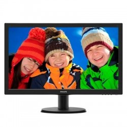 Philips 243V5LHSB Monitor...