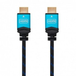 Cable HDMI V2.0 4K@60Hz M/M...